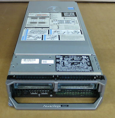 Dell PowerEdge M620 Blade Server 2x E5-2650 Eight-Core 2.0GHz 16GB Ram 300GB HDD • 600£