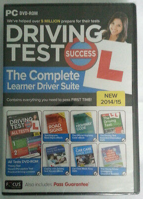 Driving Test Success The Complete Learner Driver Suite 2014/2015 • 3.95£