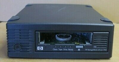 HP Ultrium 1760 EH914-60040-ZB LTO-4 Tape Drive With External H/H Enclosure • 150£