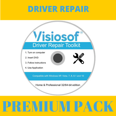 Printer Drivers Repair Restore Recovery CD DVD For All Makes And Models • 3.98£