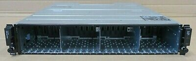 Dell EqualLogic PS6110X Virtualized ISCSI SAN Storage 2x 10Gb/10GbE Controllers • 1,330£