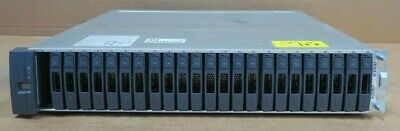 NetApp DS2246 Disk Shelf + 23x 600GB Hard Drives 2x IOM6 2x 750W PSU 111-00804 • 324£