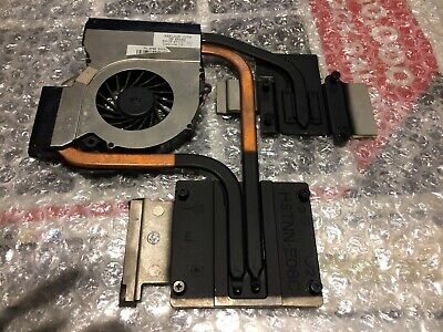 Genuine HP Fan Heatsink DV6-6B41SF DV6000 650797-001 HPMH-B3255020G00001 • 14.99£