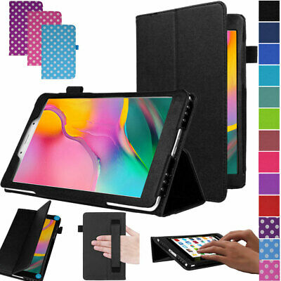 For Samsung Galaxy Tab A 8.0  2019 SM-T290 T295 Leather Flip Case Stand Cover • 7.95£