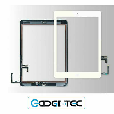 White Premium OEM Quality Front Glass Touch Screen Digitizer For IPad 2017 • 19.99£