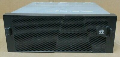 Huawei DAE12435U4 Disk Array Enclosure DAE 24x 3.5  Bay 2x Controllers 4x PSU • 720£