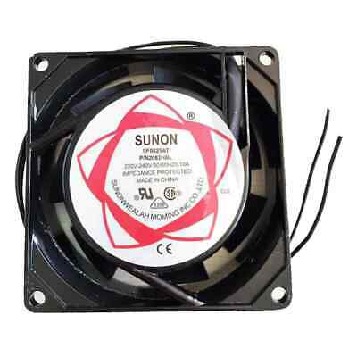 8025 80x80x25mm AC 220V 240V Axial Cooling Fan • 8.99£