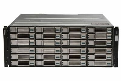 Dell EqualLogic PS6100e Virtualized ISCSI SAN Storage Array 24 X 1TB = 24TB HDD • 1,662£
