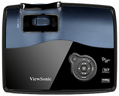 ViewSonic PRO9000 Full HD 1080p Laser LED Home Cinema Projector Usually £1200 • 699£