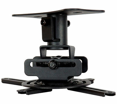 Optoma OCM818B Black Universal Projector Pole Ceiling Mount • 49.95£