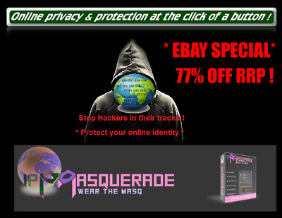 * Best Ip Changer, Hide Ip Software,online Privacy, Surf Anonymously, Download* • 3.75£