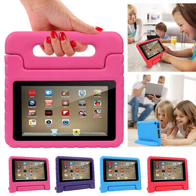 For Amazon Fire 7 Tablet With Alexa 2019 Relased Kids Case ShockProof EVA Cover • 6.98£