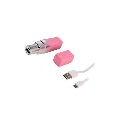 PC-PA129 Rechargeable Battery Powerbank 2600mAh 1A Out USB 5VDC 5V PA0129 • 16.47£