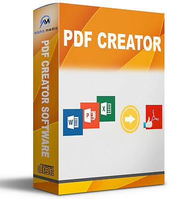 Pro Pdf Creator Pack For Windows +convert Pdf To Word & Other Formats  • 2.99£