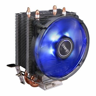 Antec A30 Dual Heatpipe CPU Air-Cooler With Silend LED Fan • 14.99£