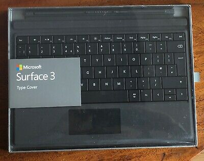 Microsoft Surface Type Cover 3 Uk Keyboard A 1654 • 33£