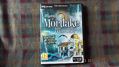 Mystery Of Mortlake Mansion Pc Game • 2.49£