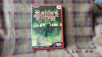Robin's Quest Pc Game • 2.49£