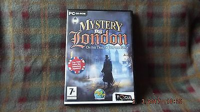 Mystery In London  Pc Game • 2.49£