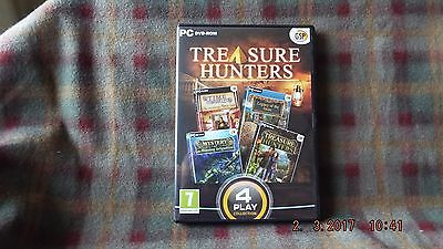 Tresure Hunters 4 Play Collection Pc Game • 4.99£