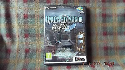 Haunted Manor Lord Of Mirrors Pc Game • 2.49£