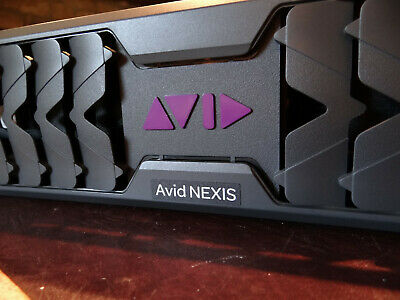 AVID NEXIS | PRO 20TB Engine With Dell N2024 Switch • 5,400£