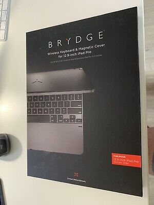 BRYDGE 12.9 Pro Keyboard For 3rd Generation IPad Pro • 1.20£