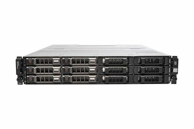 Dell PowerVault MD3200 6x 6TB 3.5  12G HDD Dual 6G SAS Controllers Dual 600W PSU • 1,716£