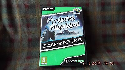 Mysteries Of Magic Island Pc Game • 2.49£