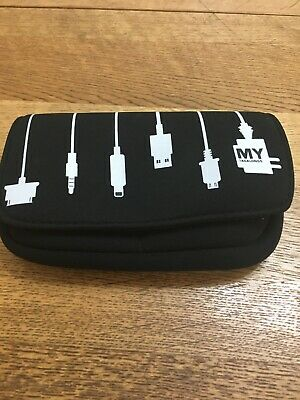 My Tagalongs Cable Pouch Bag Neoprene Small • 9.99£