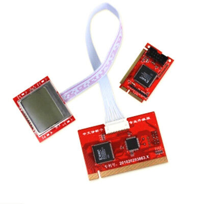 1Pc Tablet Pci Motherboard Analyzer Diagnostic Tester Post Test Card ALUK • 10.78£