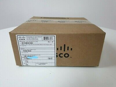 Cisco AIR-AP3802I-E-K9 - 802.11ac WiFi Access Point - New Sealed. • 200£