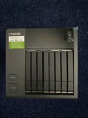 Qnap NAS Array-  Tvs-882st3 - 10GBe - Tb3 - Intel Core I7 - Top Of The Range • 380£