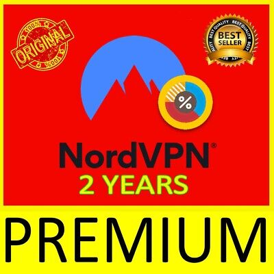 NORD VPN Premium 1-2-3 YEARS 🔥 FAST DELIVERY 🚀 WITH WARRANTY ✅ • 2.30£