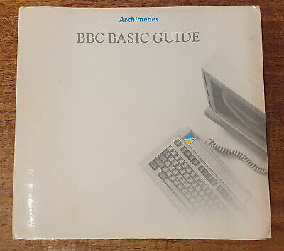 BBC BASIC Guide, Issue 1 • 0.99£