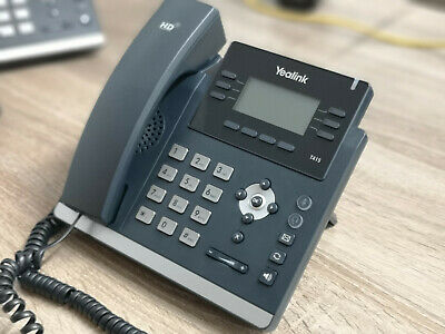 Yealink SIP-T41S IP Conference Phone - Black • 17£