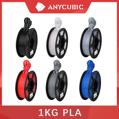 ANYCUBIC1.75mm PLA 3D Printer Filament 1KG Spool For 3D Printers And 3D Pens UK • 15.99£