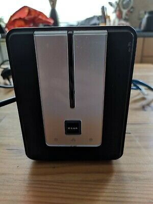 D-Link DNS 323 Network Storage Enclosure With 2 X 2TB Hard Drives • 100£