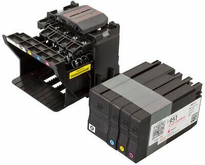 Genuine HP CR324A-Printhead Kit For Officejet 8600 Series 8100,8610,8620,8625 • 169.99£