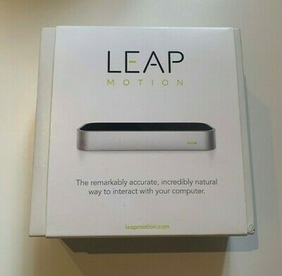 Leap Motion Controller - The World's Leading Hand Tracking Technology • 68£