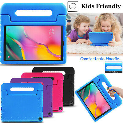 For Samsung Galaxy Tab A 2019 10.1'' T510 Full Body Case Stand Handle Cover Kids • 6.99£