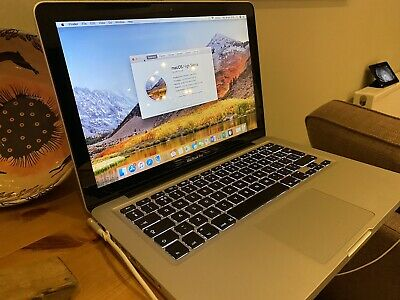 Apple MacBook Pro Late 2011 2.4GHz Core I5 / 8GB RAM / 128GB SSD / Boxed • 195£