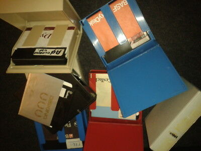 Approx. 100 Vintage Floppy Disks, 5.25 Inch / 5 1/4  • 155£