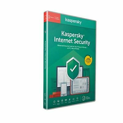 Kaspersky Internet Security 2020 | 3 Device | 1 Year | PC ONLY | Download • 10.40£
