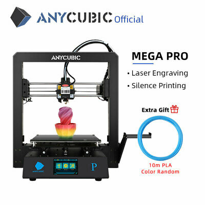 ANYCUBIC Mega Pro 3D Printer And Laser Engraving & Printing 2-in-1 Device UK • 199£