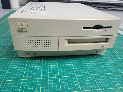 Apple Macintosh Quadra 650 Desktop Computer - 1993 TOWER ONLY • 24£