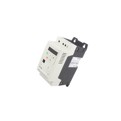 DC1-S27D0FN-A20CE1 Inverter Max Motor Power: 0.75kW Usup: 200-240VAC 0-500Hz IN: • 370.47£