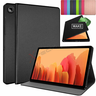 For Samsung Tab A7 10.4  T500 T505 Luxury Slim Leather SMART Stand CASE Cover • 7.95£