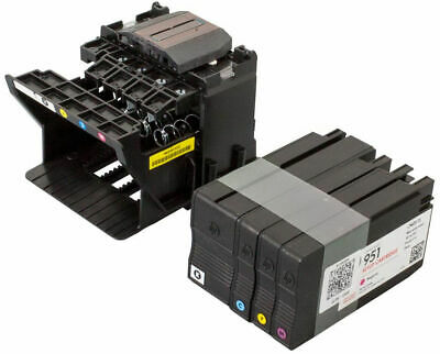 Genuine HP CR324A-Printhead Kit For Officejet 8600 Series 8100,8610,8620,8625 • 179.99£