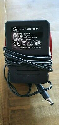 UK ITE Power Supply 48120080-B2 (Leader Electronics) FREE Delivery • 3.79£